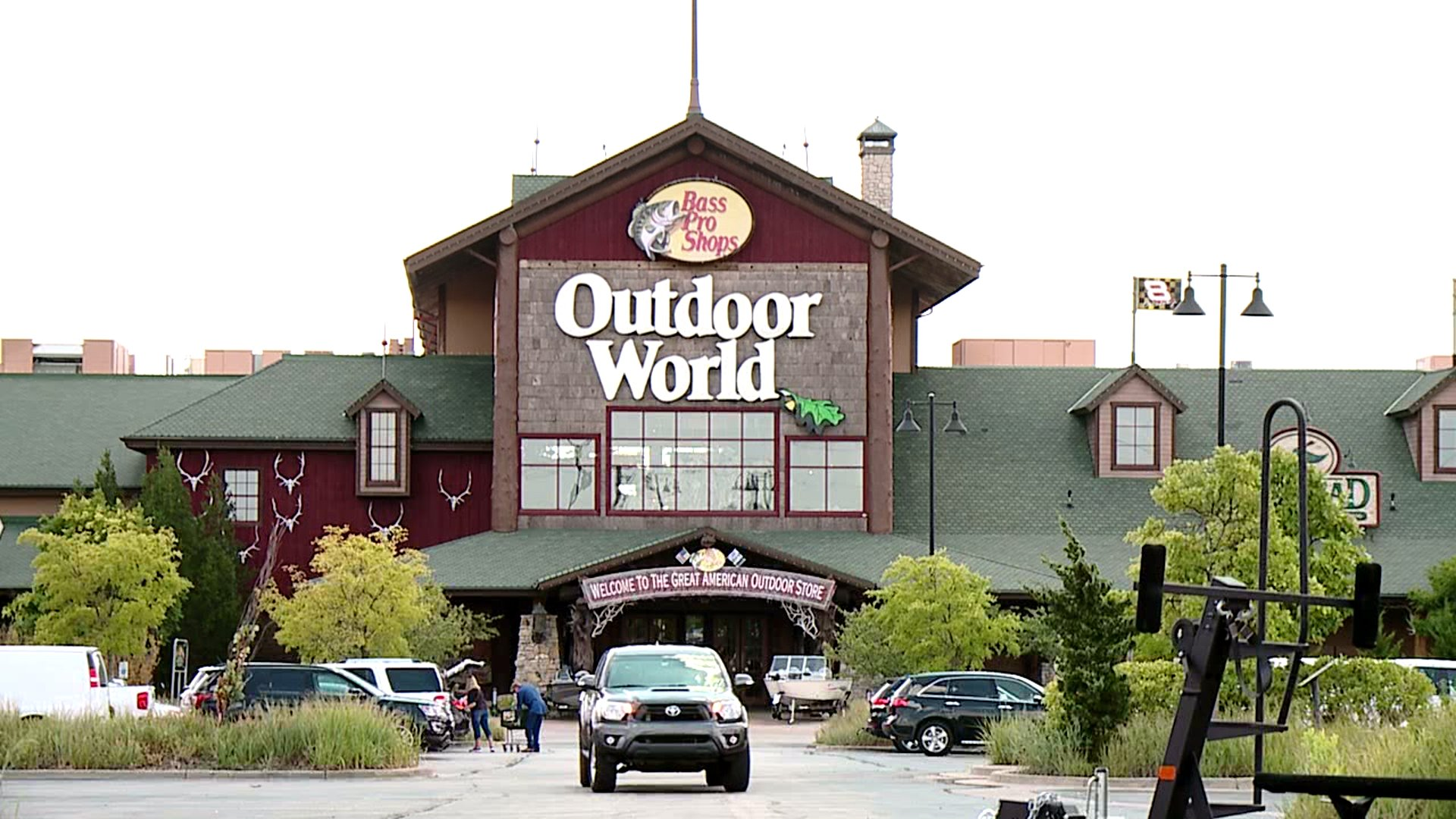 Picture of Bass Pro Shops