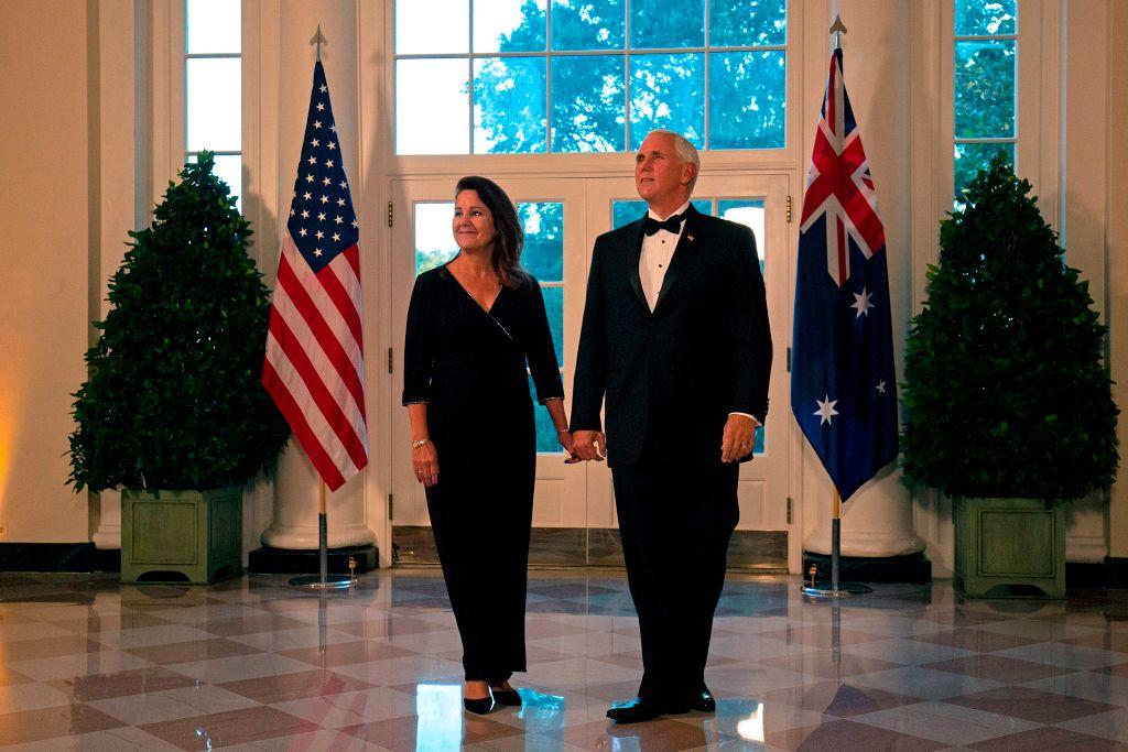 VP Mike Pence, wife Karen test negative for coronavirus ...