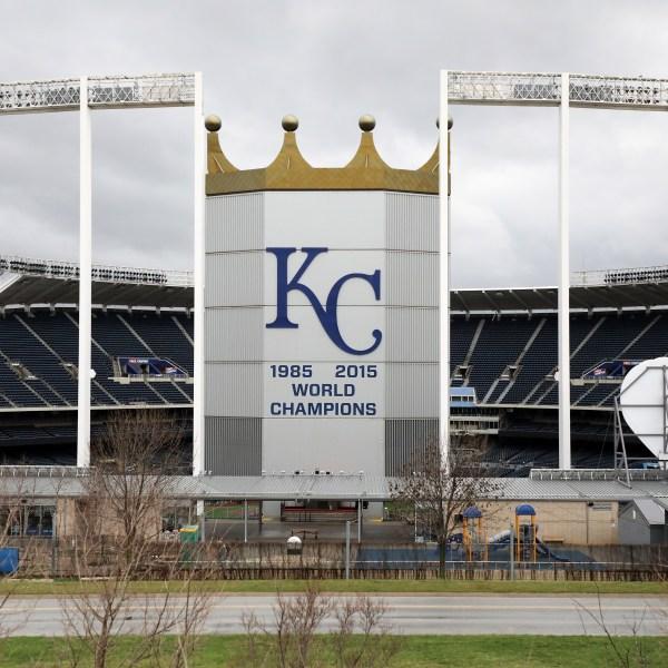 Kansas City Royals Kauffman Stadium