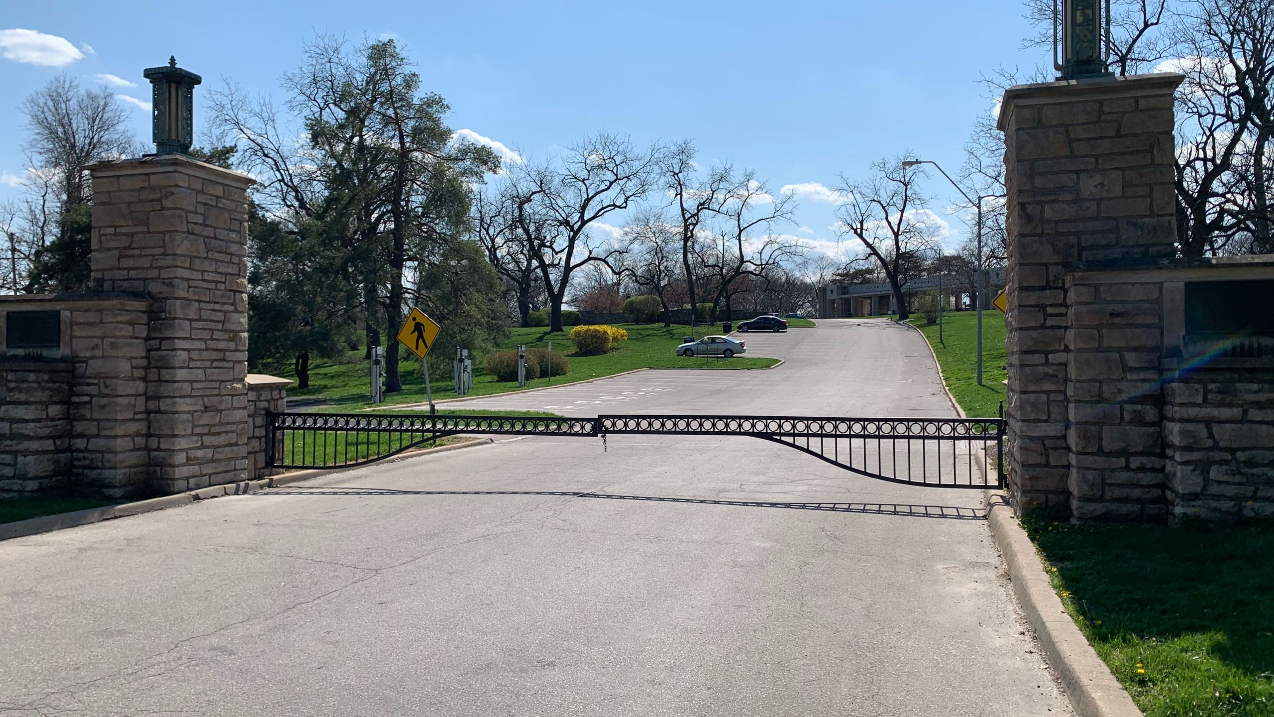 Picture of Loose Park gate