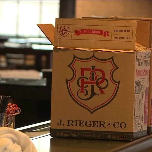 Picture of J. Rieger box