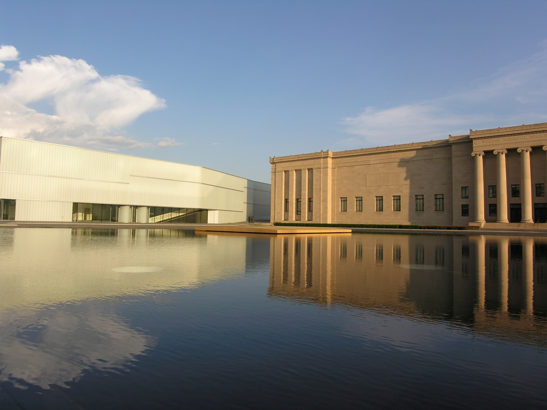 Nelson-Atkins Museum picture