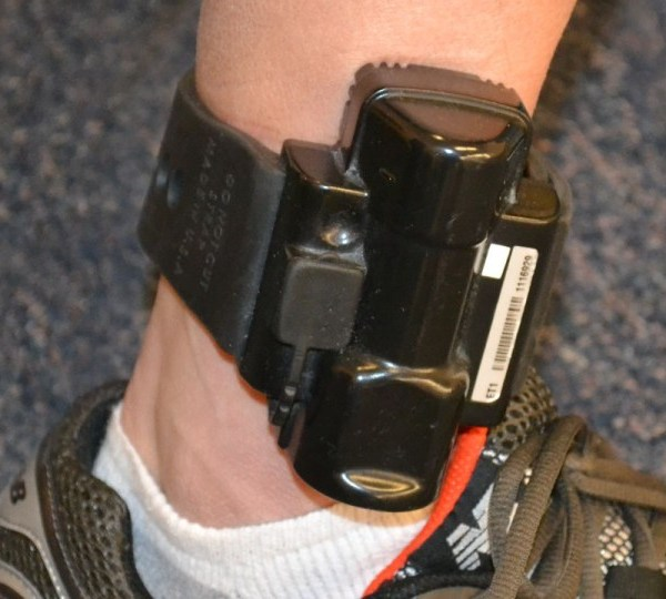 ankle monitor for house arrest