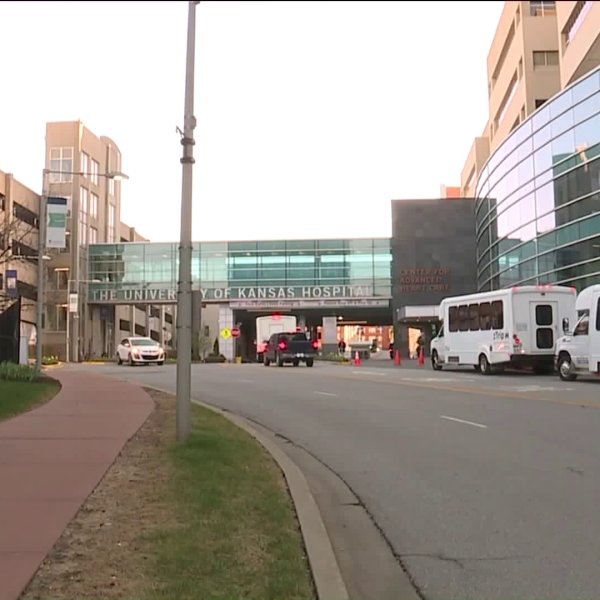 Picture of medical center/hospital