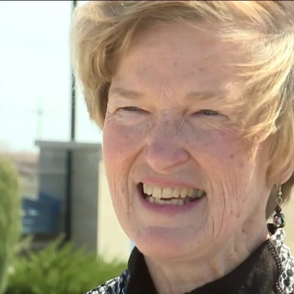 Picture of Overland Park woman who organized donation drive