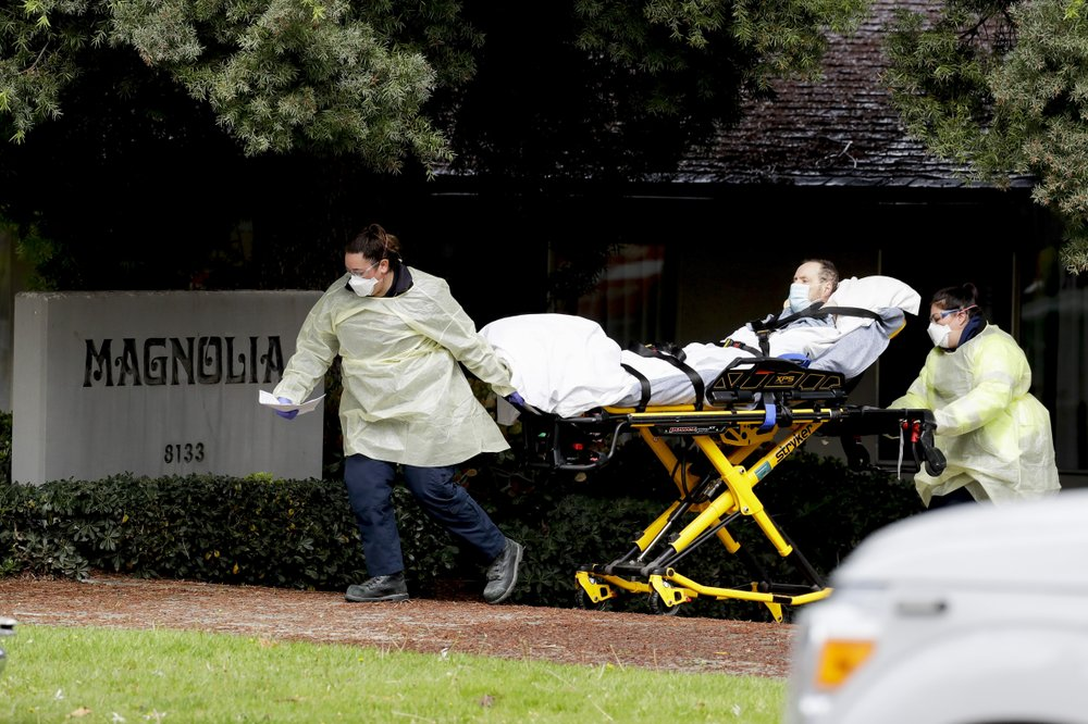 Nursing Home Deaths Soar Past 3 300 In Alarming Surge