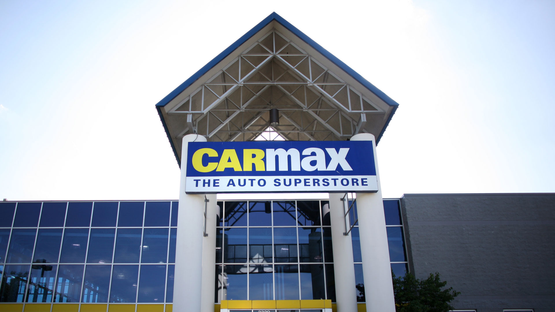 CarMax storefront picture
