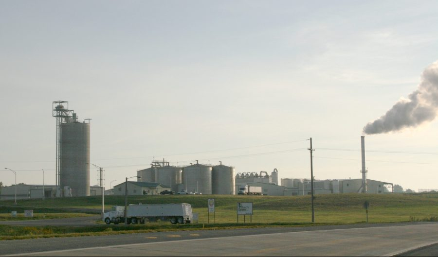 Picture of Show Me Ethanol plant