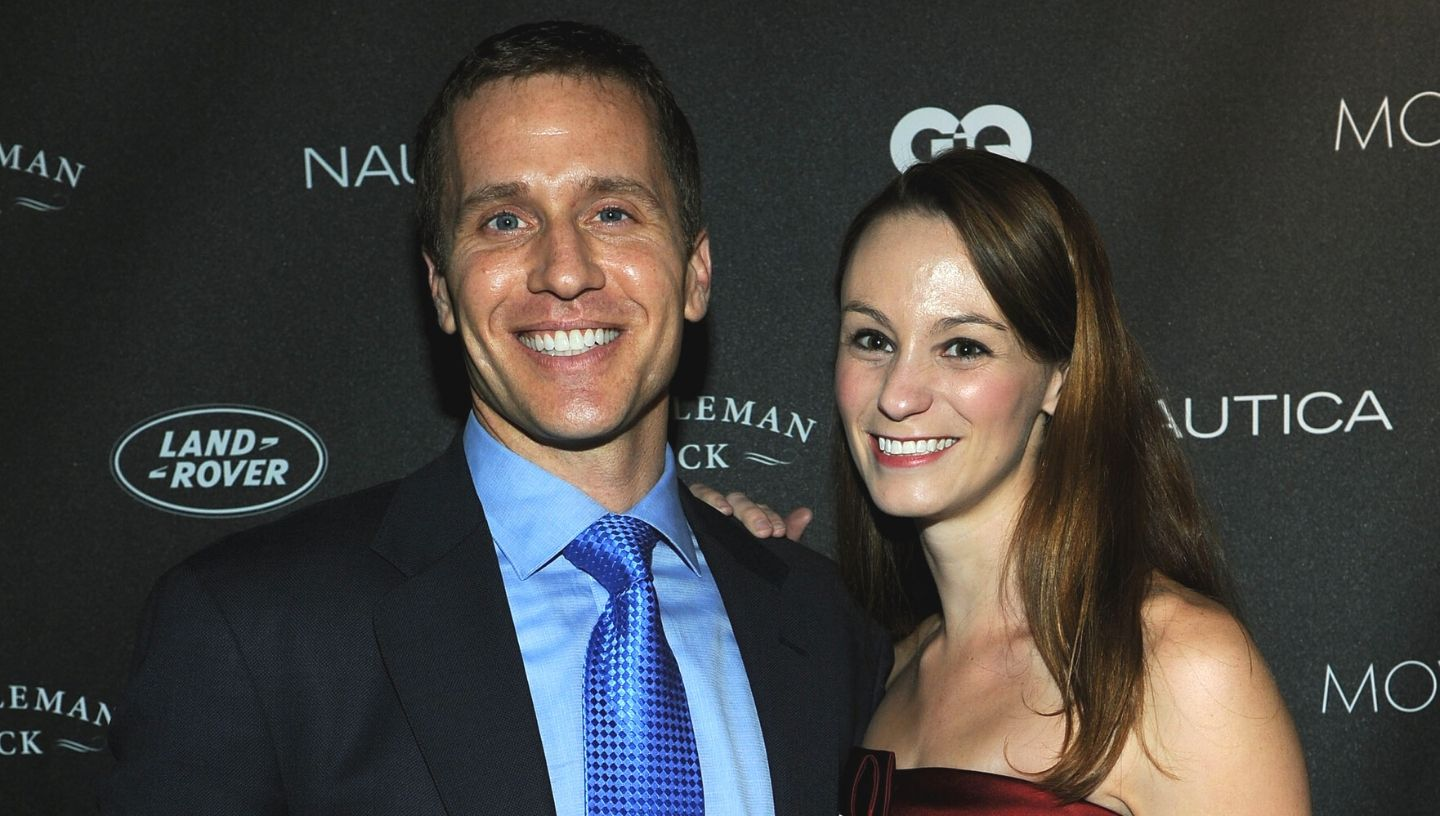 Picture of Eric and Sheena Greitens