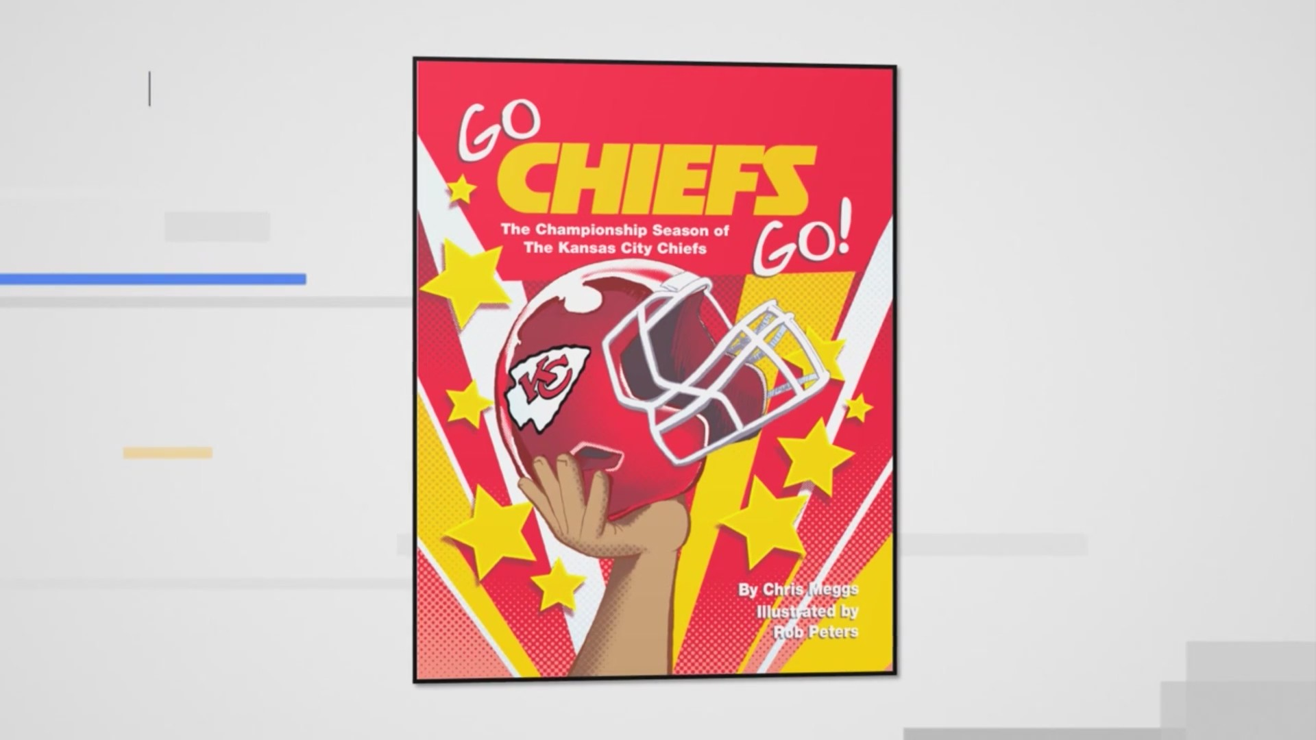 Picture of Chiefs children's book