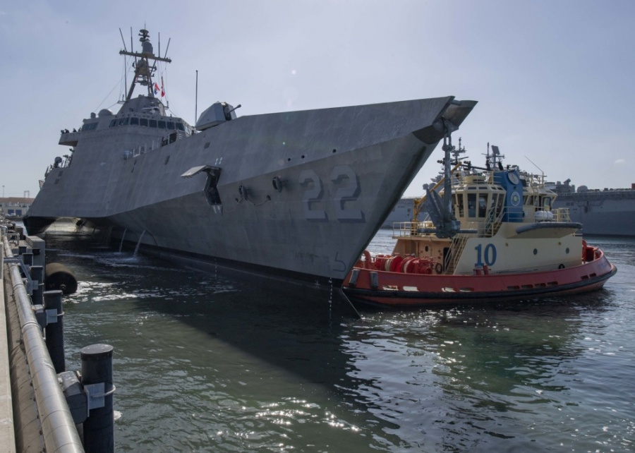 Picture of USS Kansas City