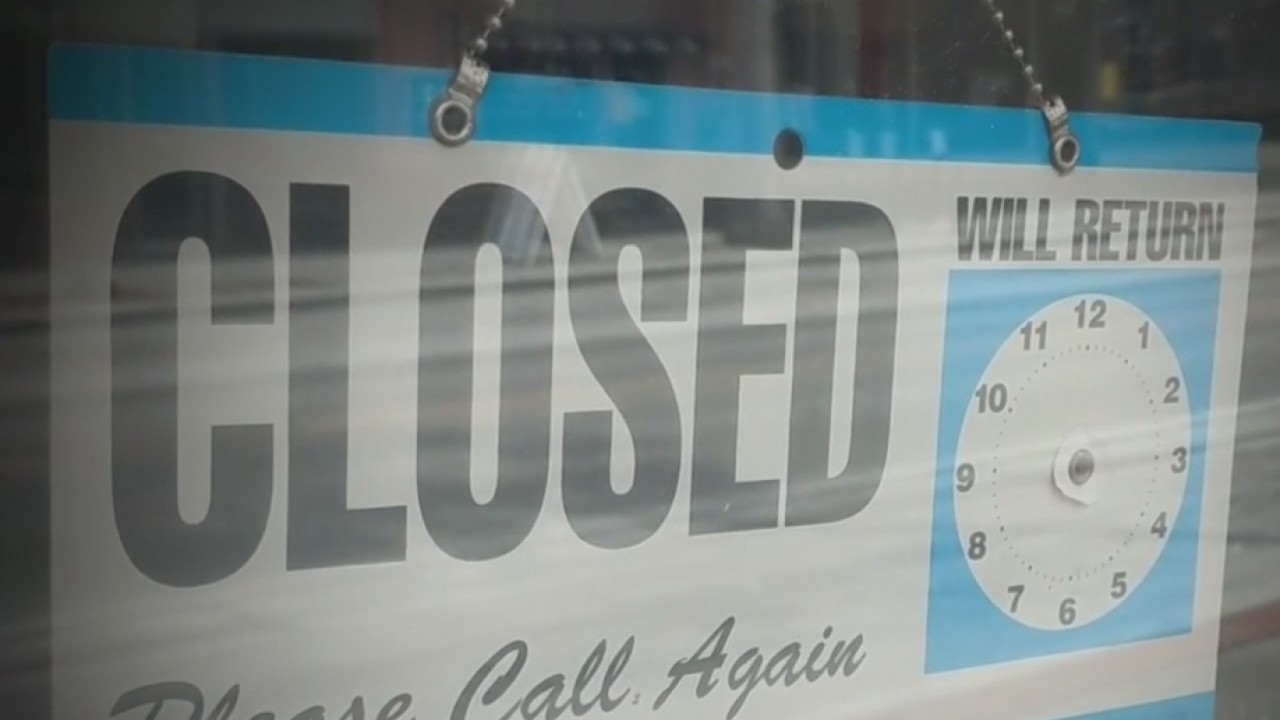 Closed sign picture