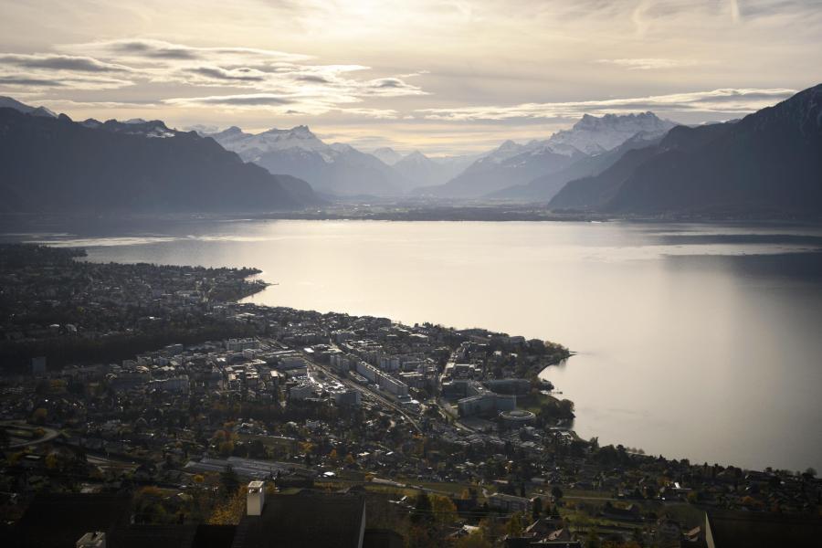 Vevey, Switzerland