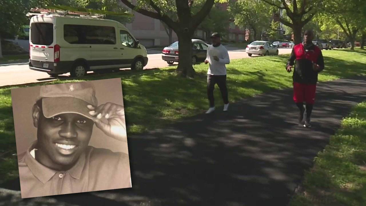 People throughout KC metro run in honor of black Georgia man murdered while jogging
