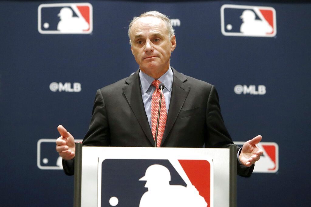 Picture of Rob Manfred