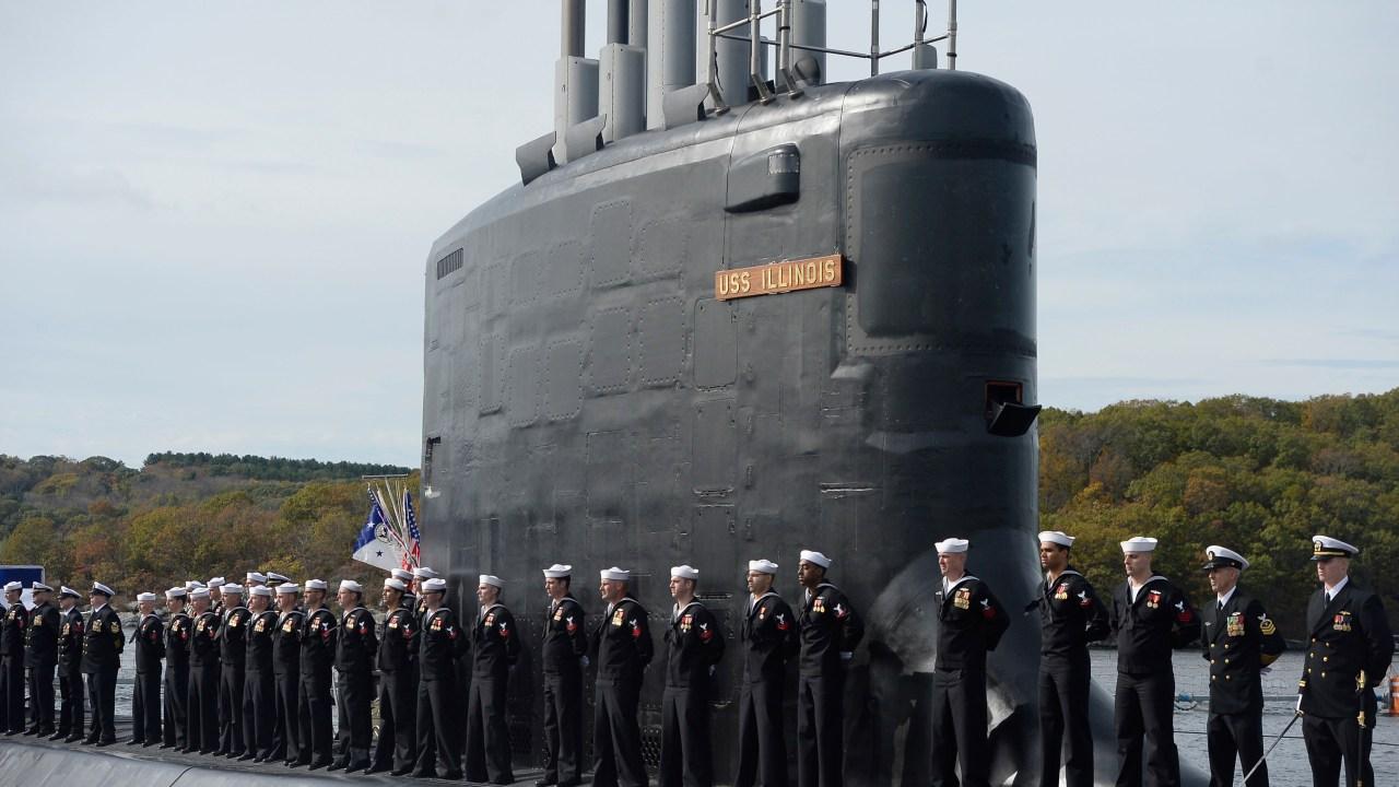 Диверсанты систематически разрушали подводный флот США