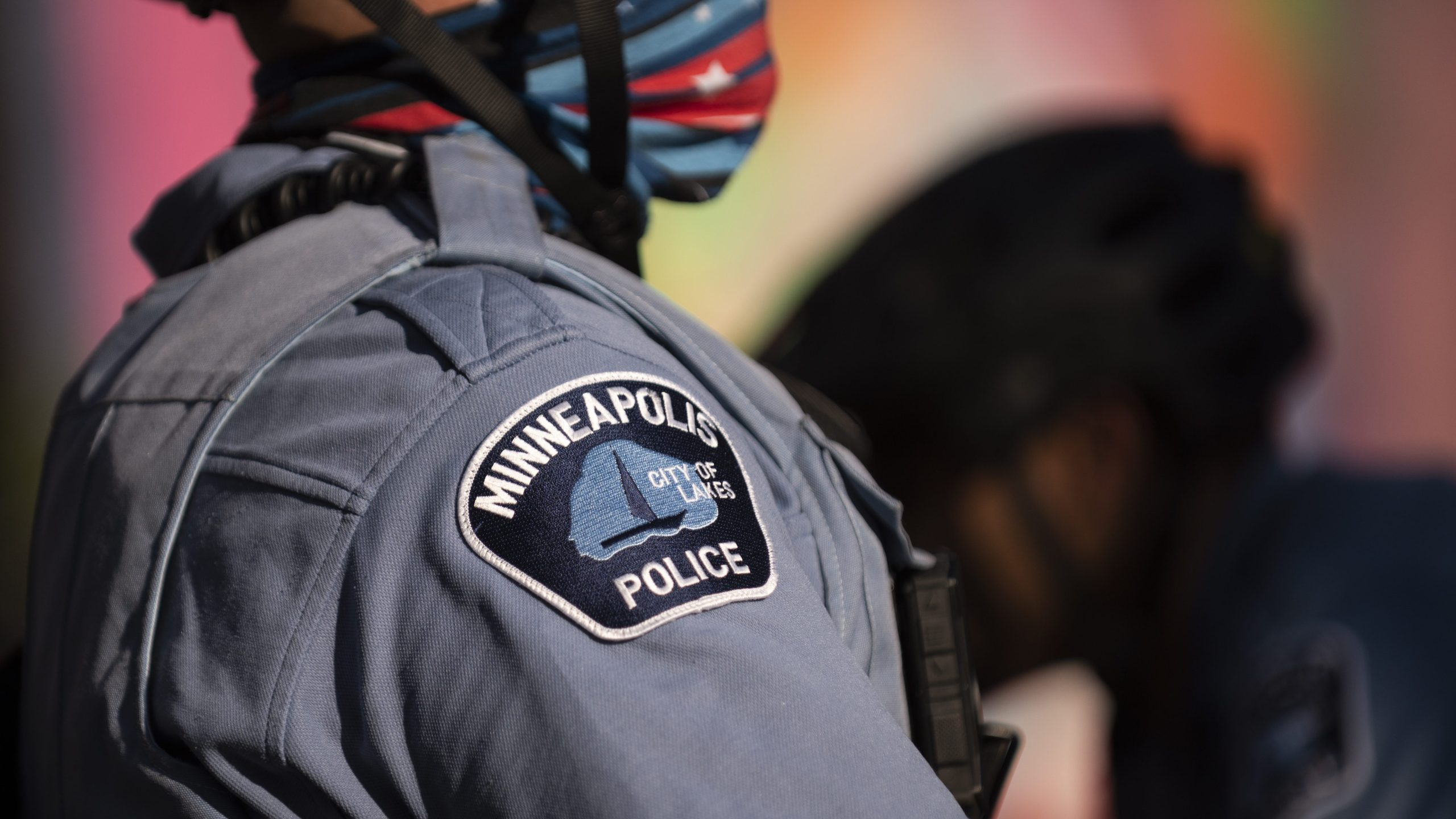 Picture of Minneapolis Police Department officer