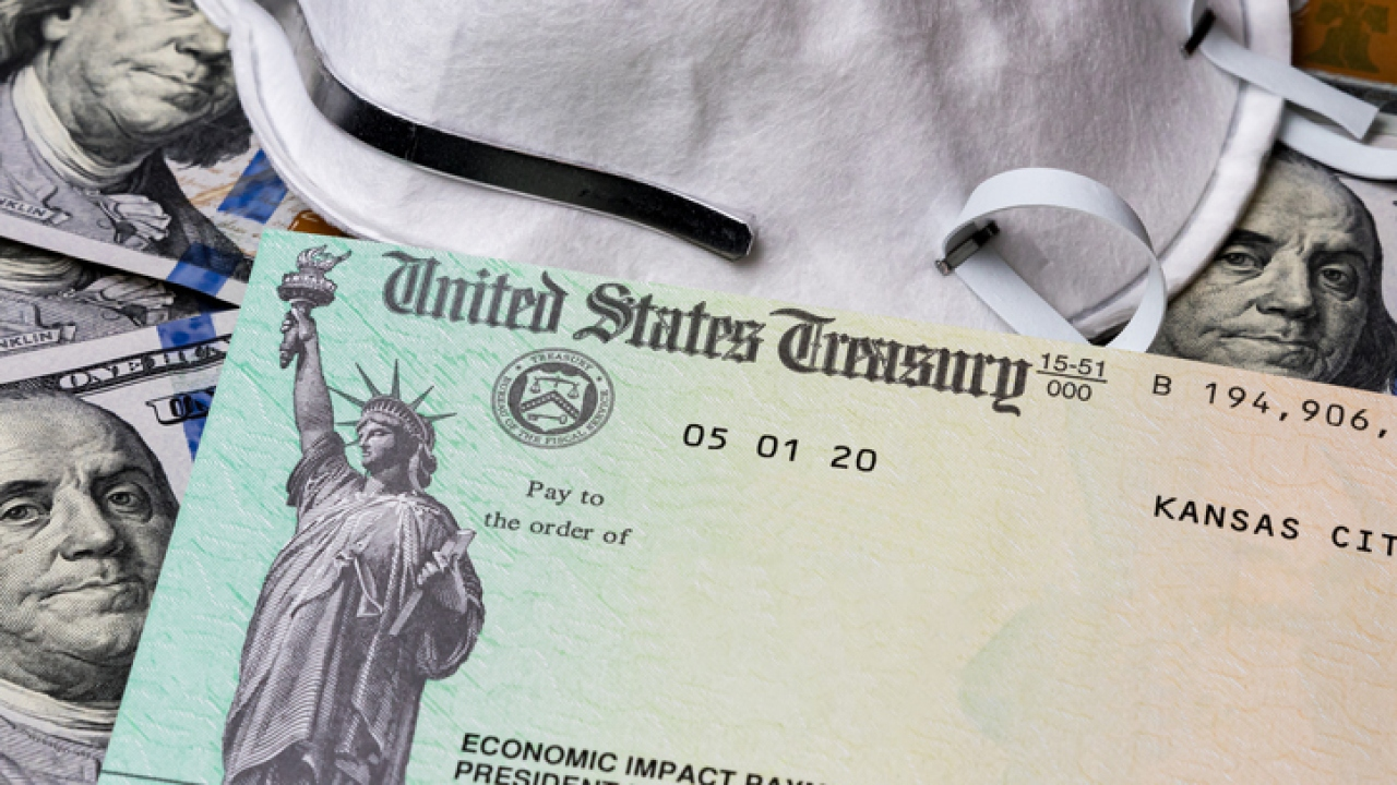 Is a second $1,200 stimulus check likely; when would it come; what ...