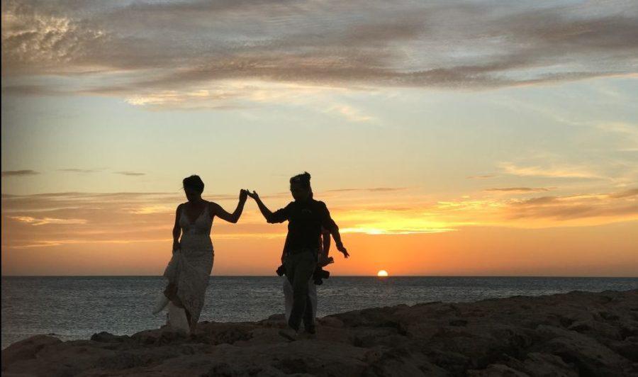Picture of beach in Aruba