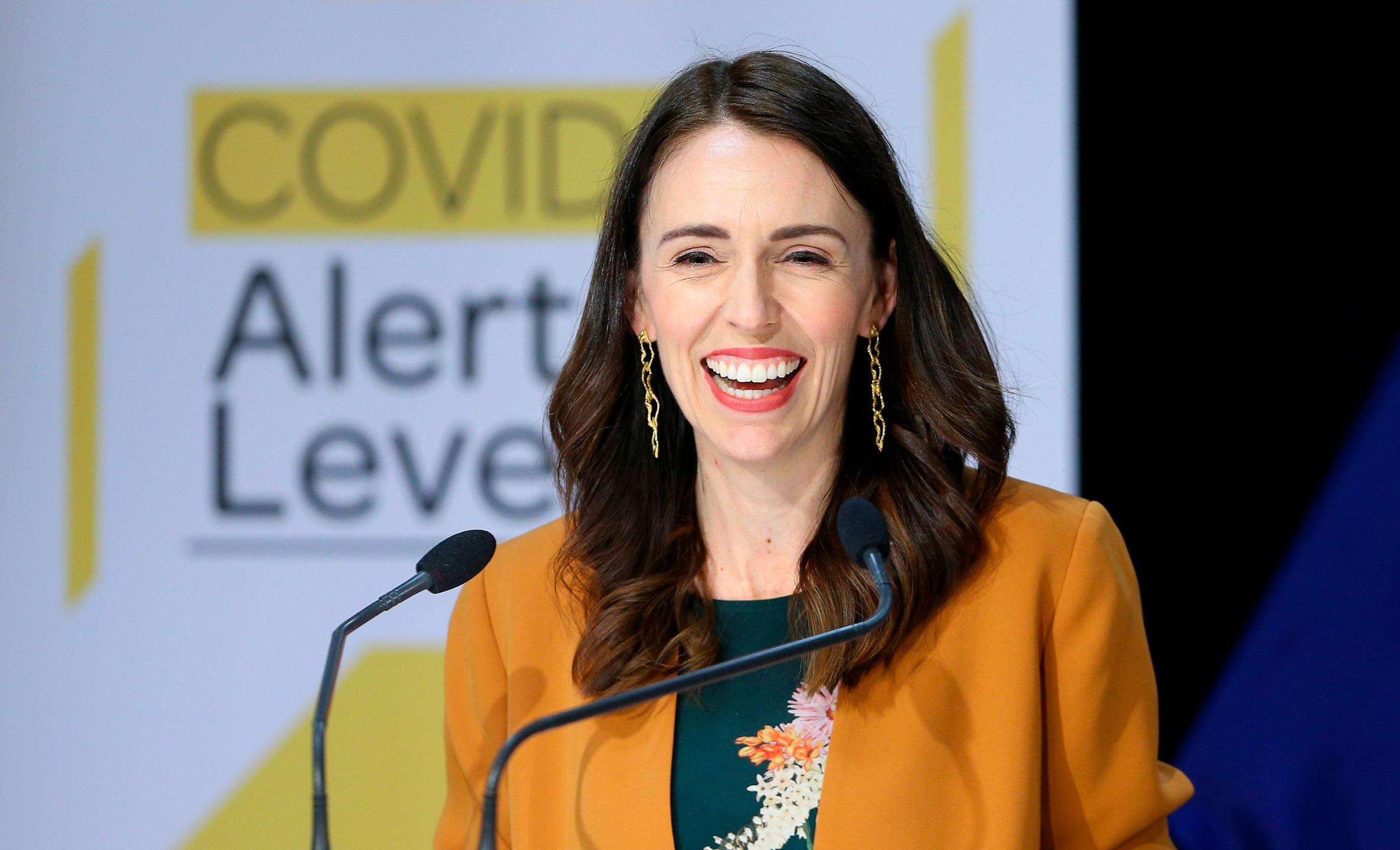 Picture of Jacinda Ardern