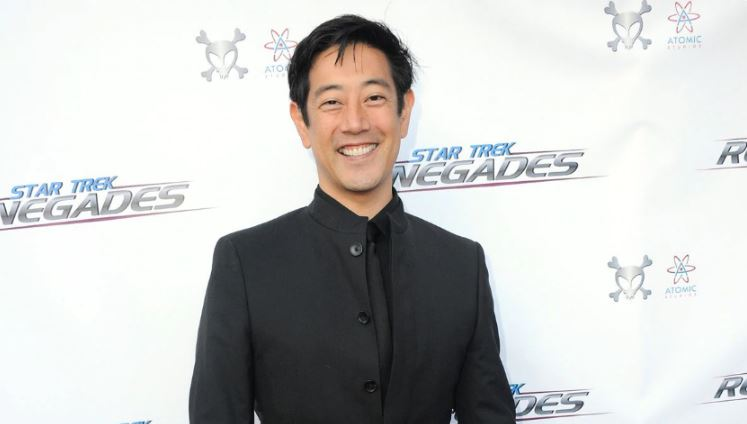 Picture of Grant Imahara