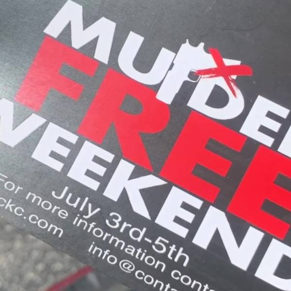 Picture of Murder Free sign