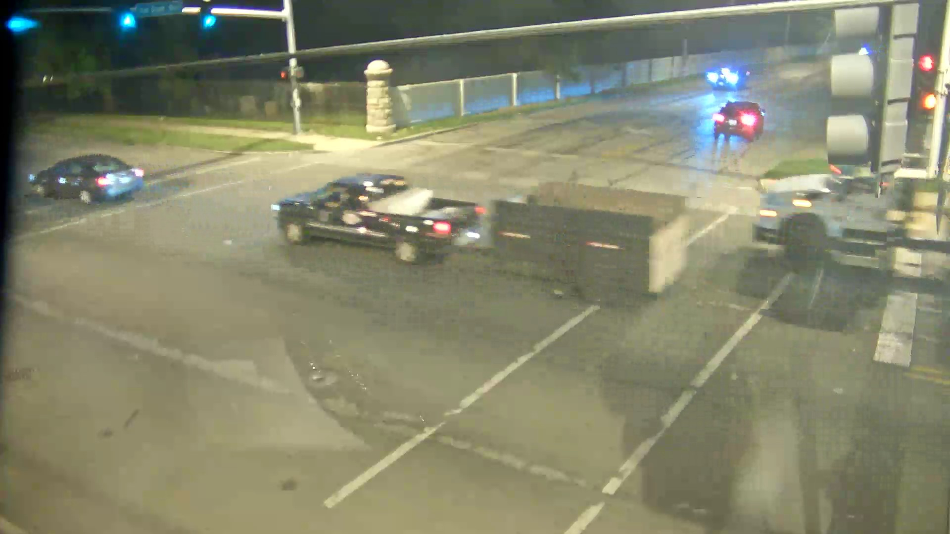Picture of truck suspect in hit and run