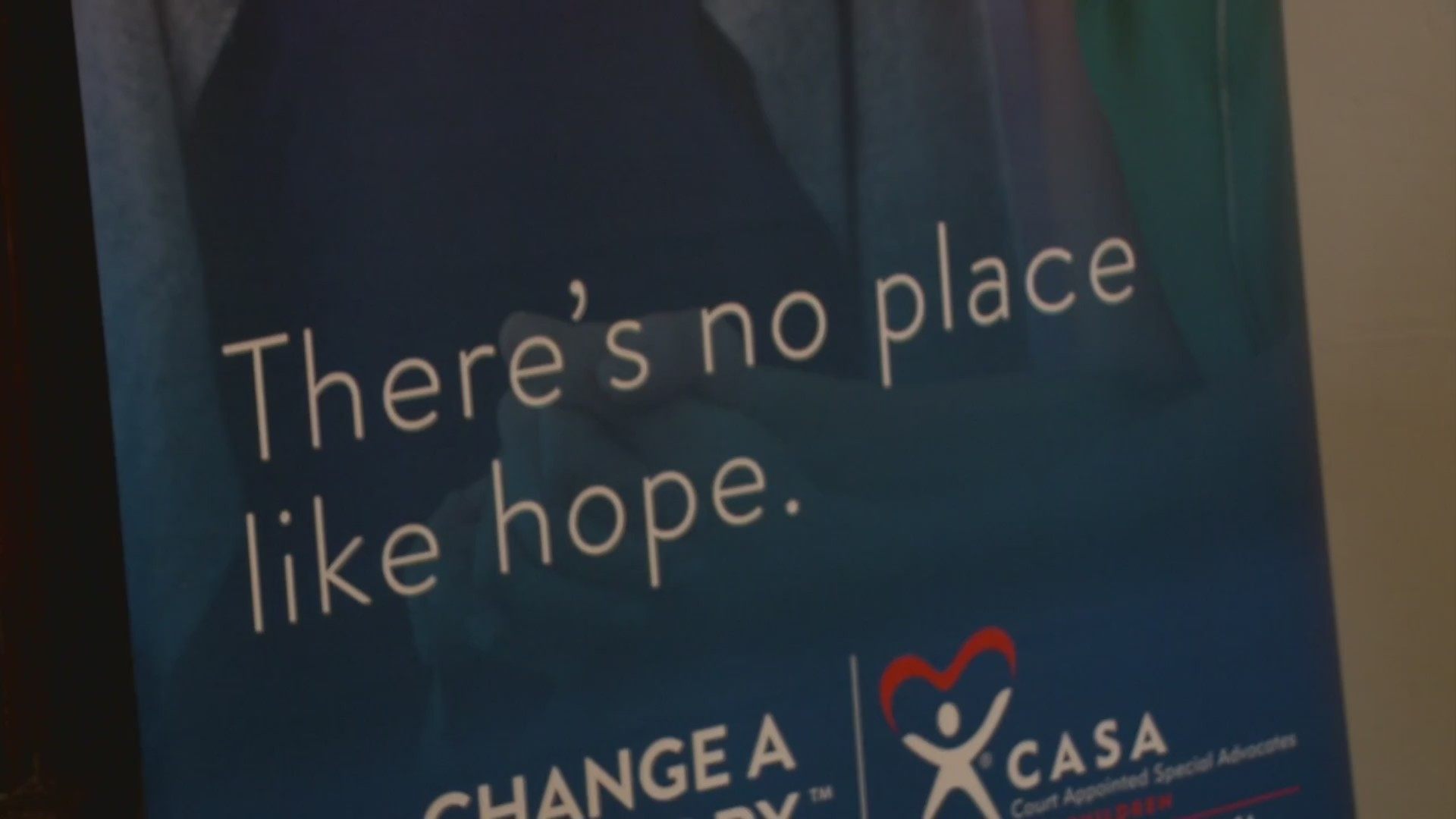 Picture of CASA sign