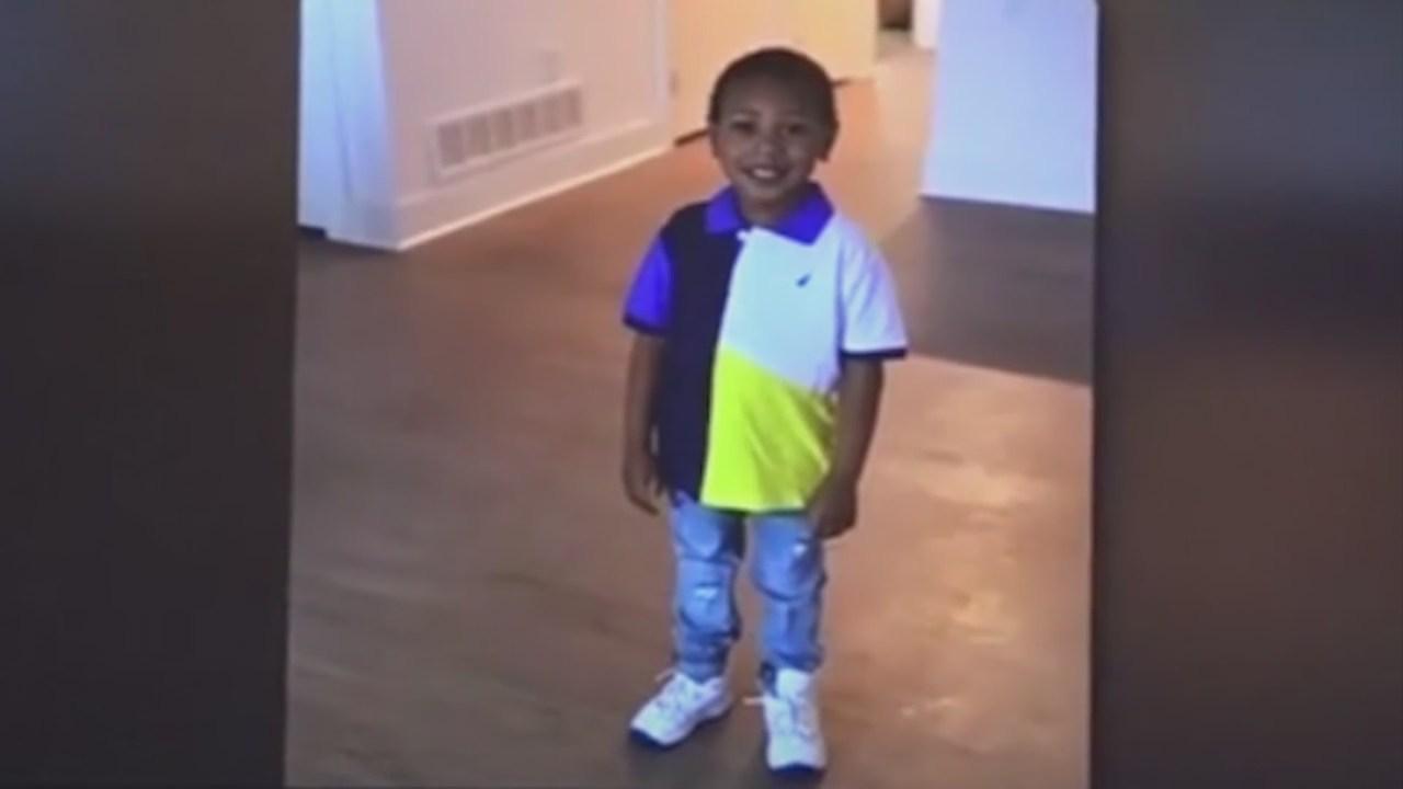 'Beautiful ceremony' Family celebrates life of 4-year-old LeGend Taliferro