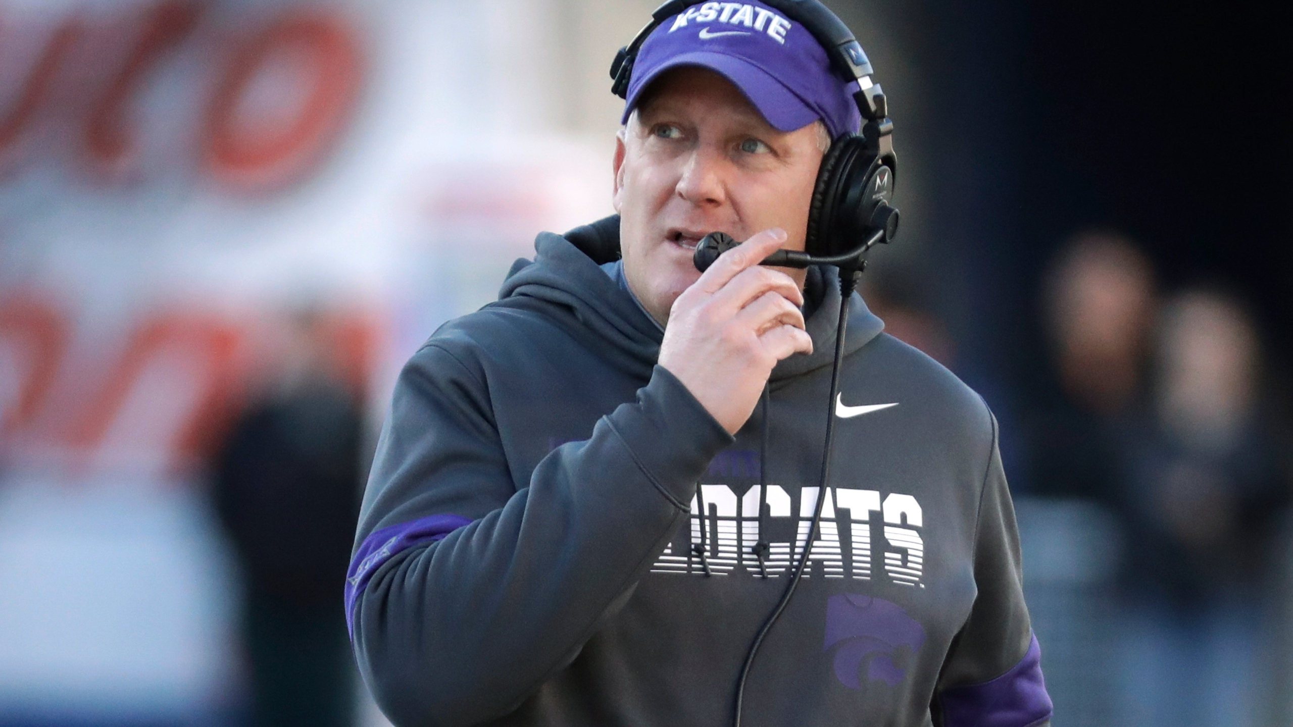 Kansas State Chris Klieman