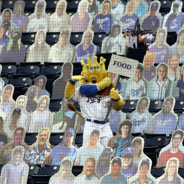 Picture of Sluggerrr during pandemic-era game