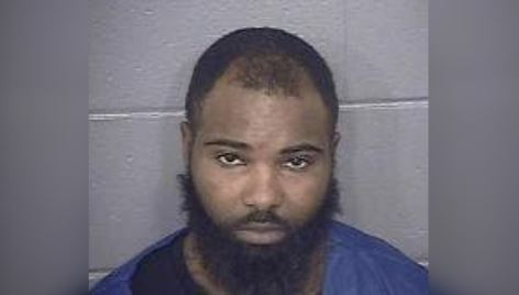 Mugshot of Jonathan Campbell from the Jackson County Detention Center
