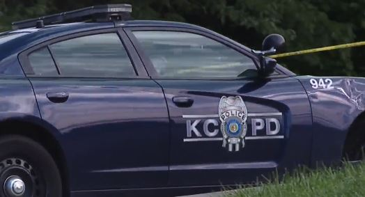 Picture of KCPD police cruiser