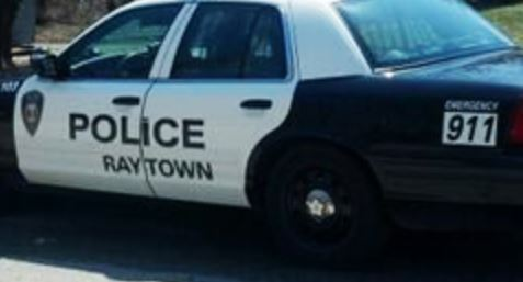 Picture of Raytown Police (PD) car