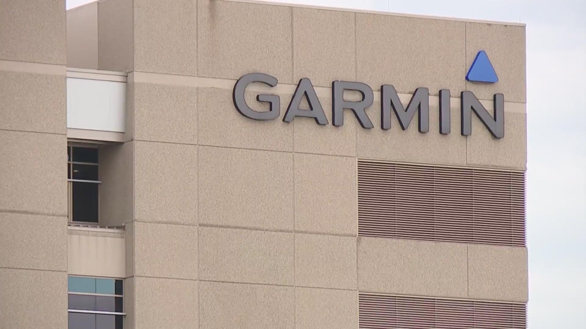 Garmin headquarters Olathe
