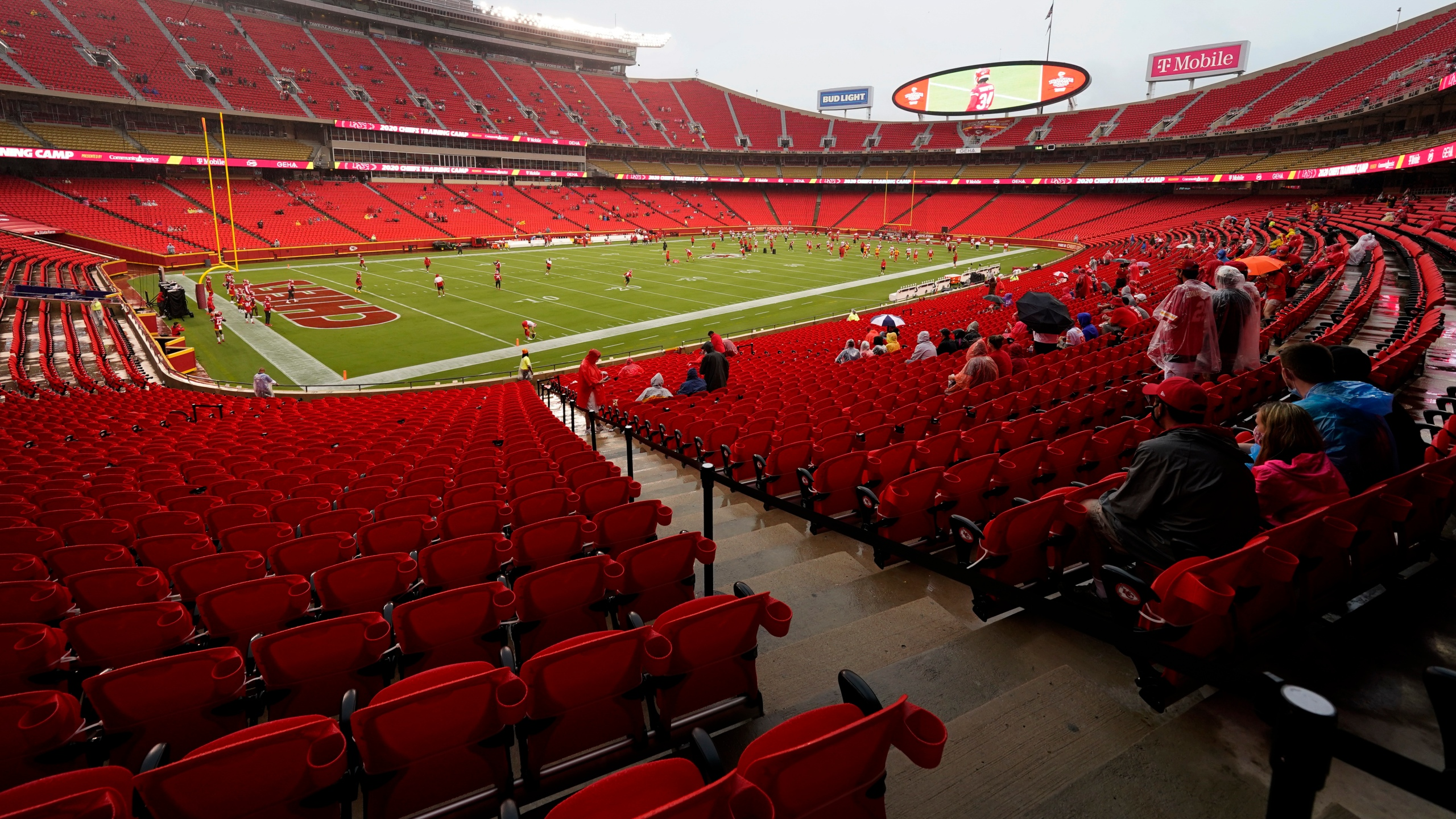 Picture of inside Arrowhead