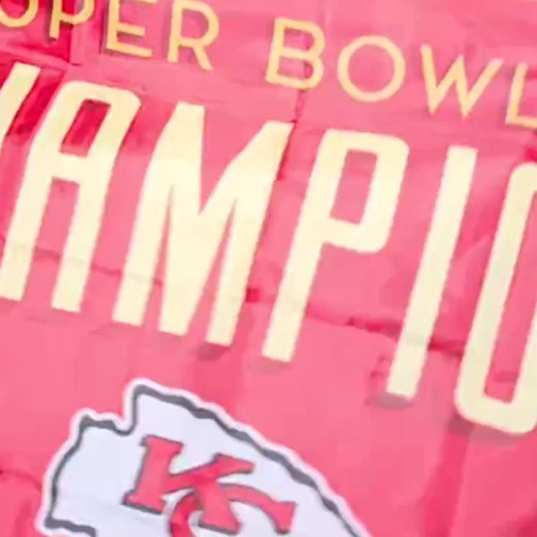 Picture of Chiefs champion flag