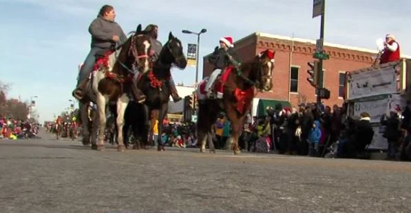 Picture of Lawrence Old-Fashioned Christmas Parade
