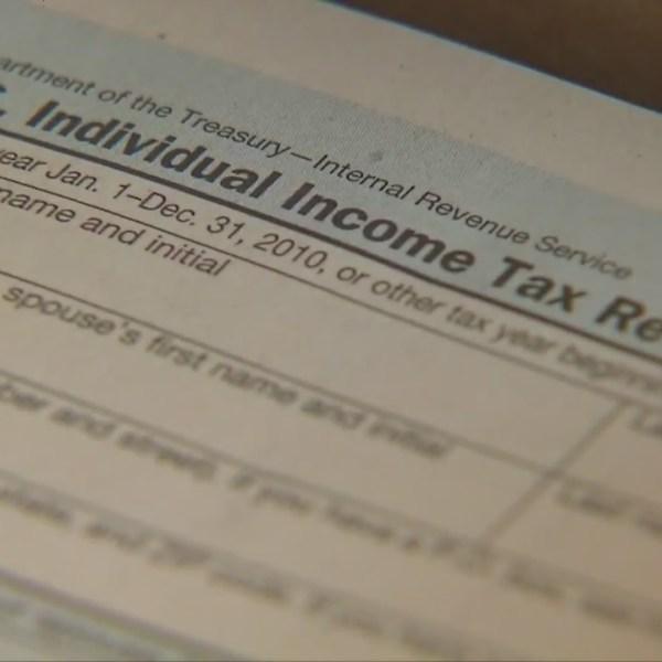 Tax return picture
