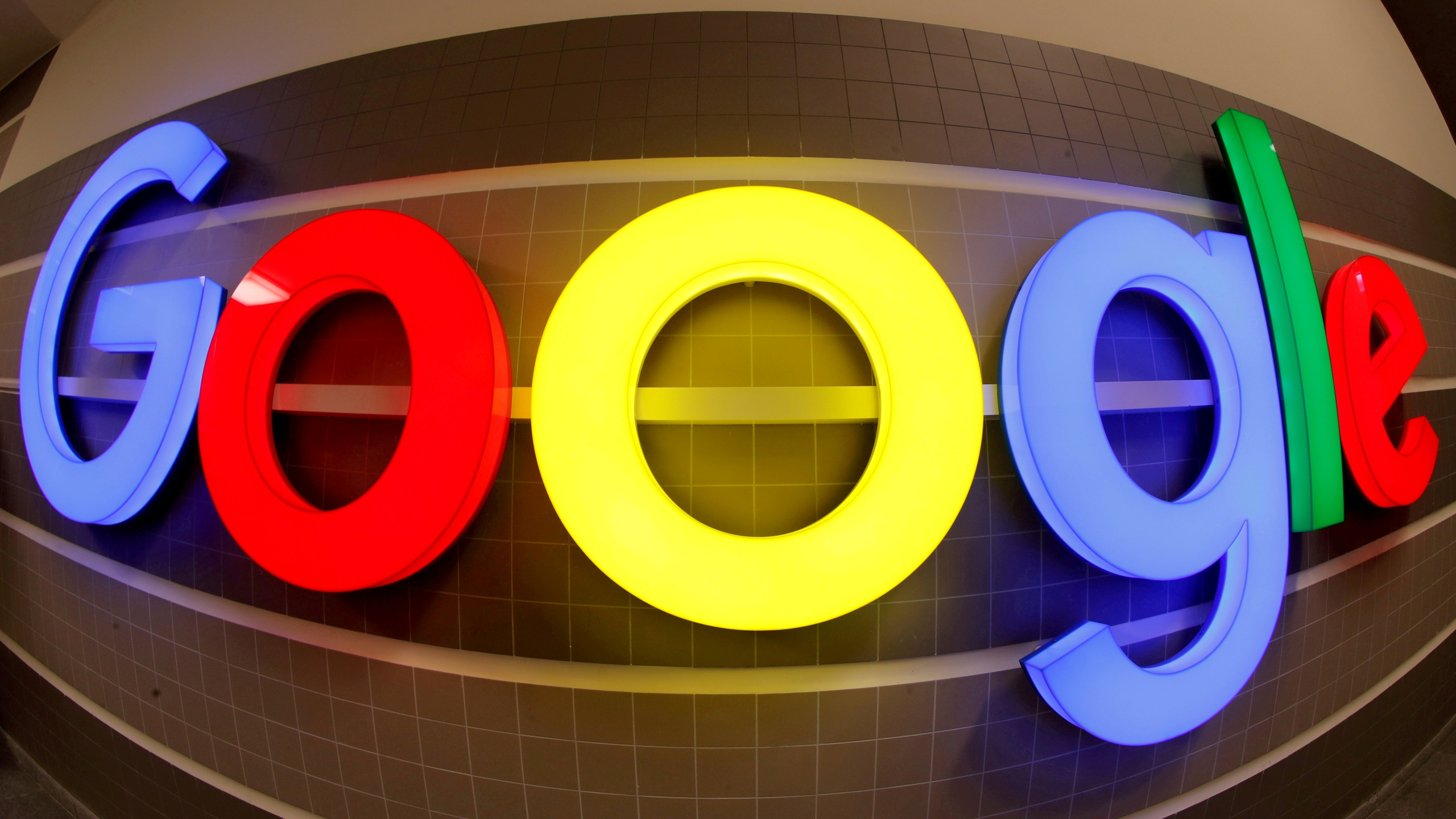 Picture of Google sign