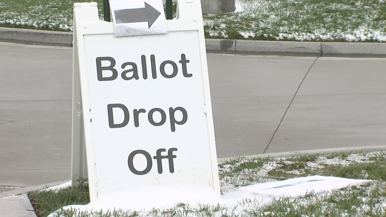 Overland Park man going to school in California says he never received requested mail-in ballot