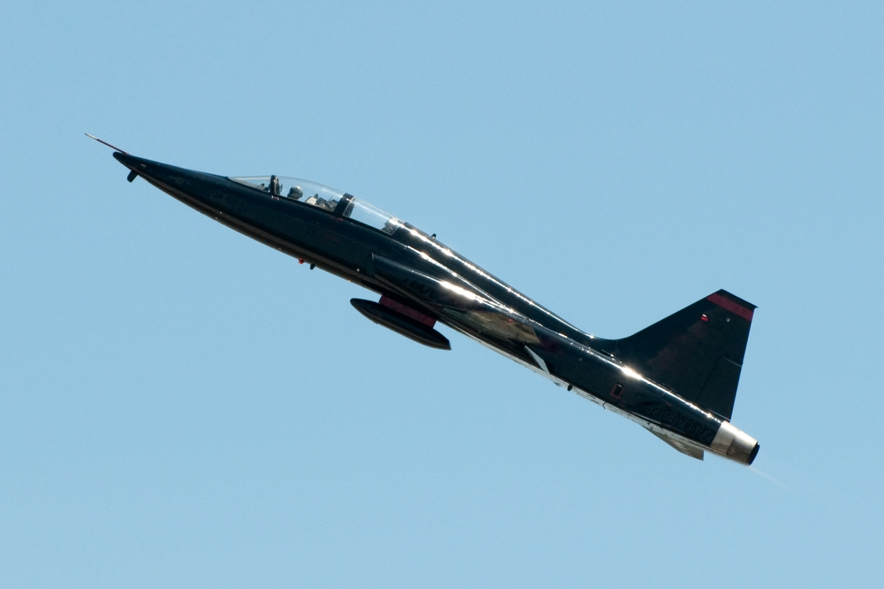 Air Force T-38 jets from Whiteman to fly over Kansas Speedway during Cup Series race