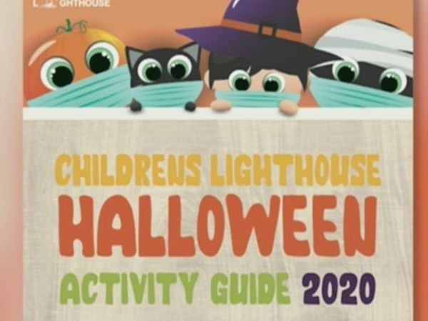 Childrens Lighthouse Halloween Guide graphic
