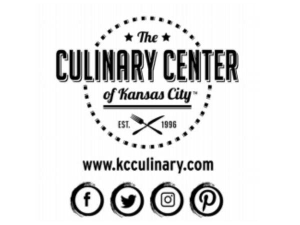 Graphic logo for The Culinary Center of Kansas City