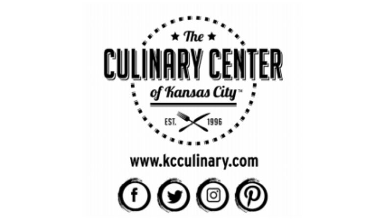 Graphic logo for The Culinary Center of Kansas City
