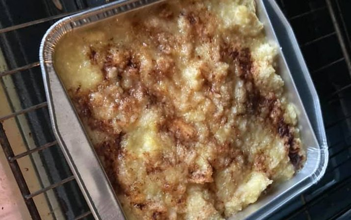 Picture of pineapple casserole