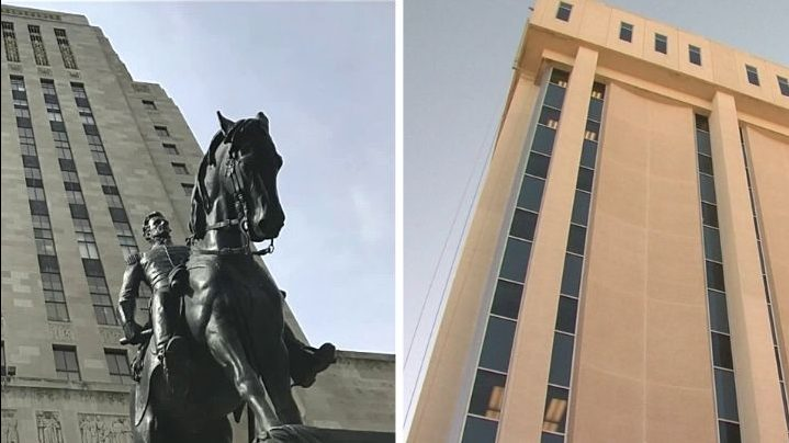 Pictures of Jackson County Courthouse, KCK City Hall