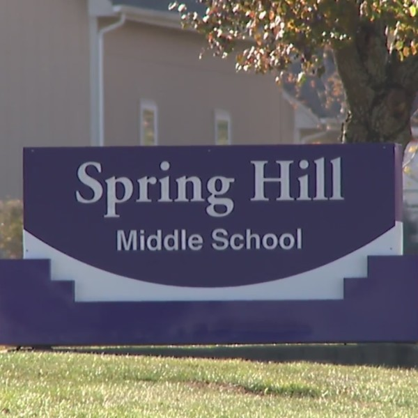 spring hill middle school