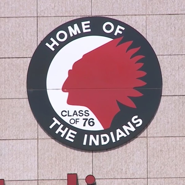 Picture of Shawnee Mission North Indian mascot