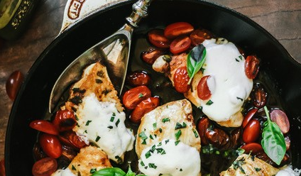 Picture of LL chicken caprese